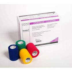 Steroban Cohesive Bandages (12 Pack)
