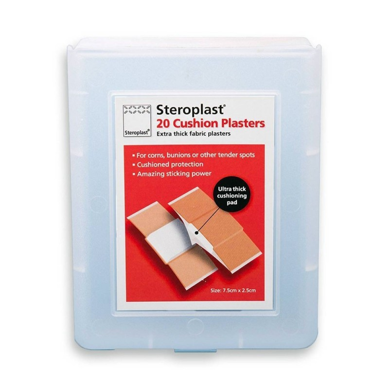 Cushion Plasters