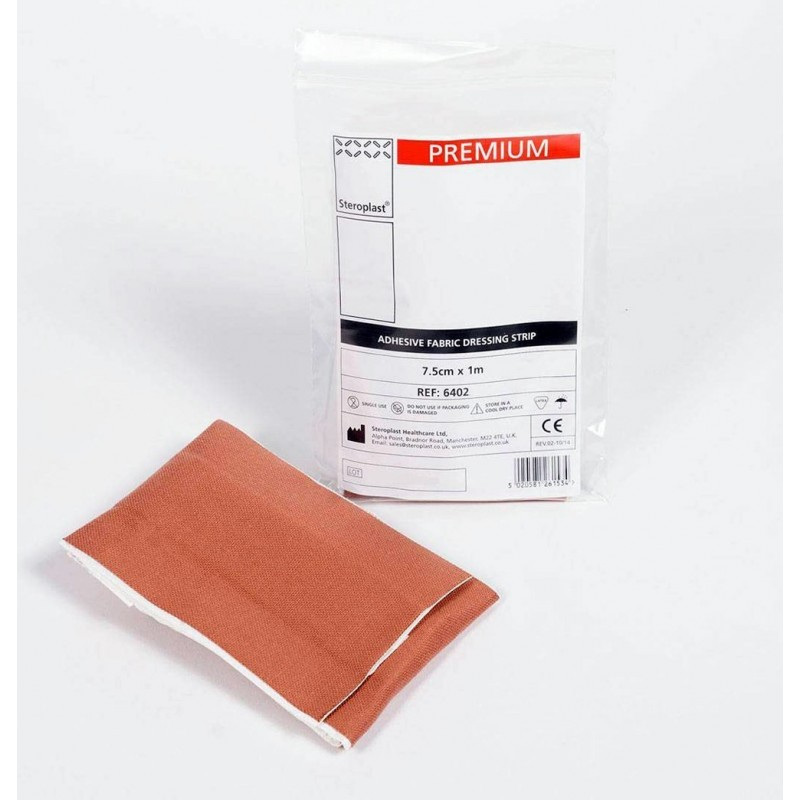 Steroplast Adhesive Dressing Strips