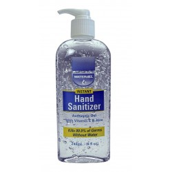 Waterjel Hand Sanitiser (120ml Bottles)
