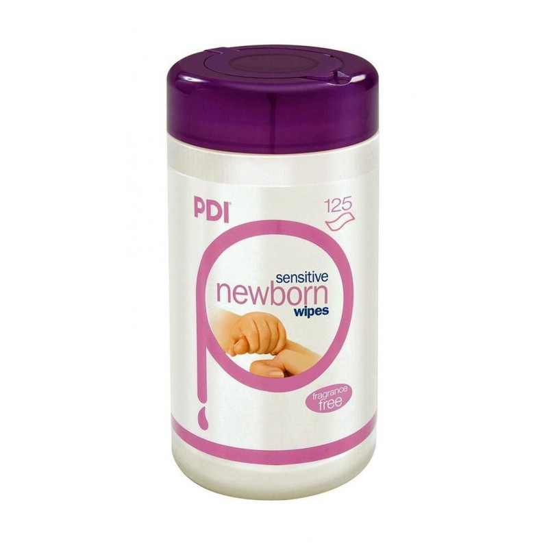 PDI Sensitive Newborn Wipes