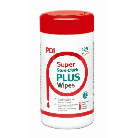 PDI Super Sani-Cloth Plus Wipes