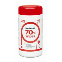 PDI Sani-Cloth 70% Alcohol Wipes