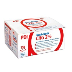 PDI Sani-Cloth CHG 2% Wipes