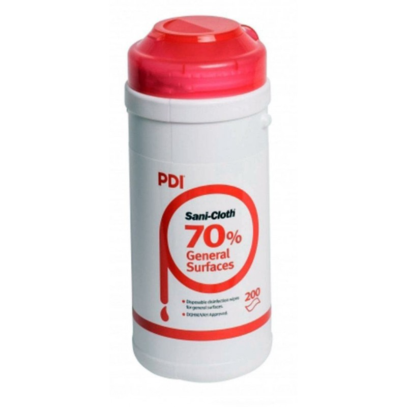 PDI Sani-Cloth 70% General Surface Wipes