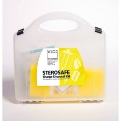 Sterosafe Sharps Disposal Kit