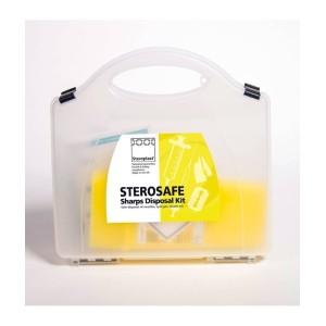 Sterosafe Sharps Disposal Kit