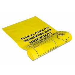Clinical Waste Sacks