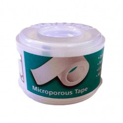 Microporous Tape - Spool and Cap
