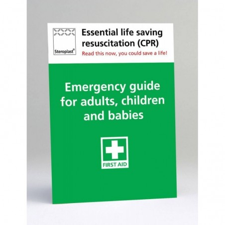 First Aid Leaflet - CPR