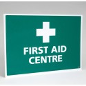 First Aid Centre Sign