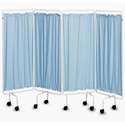 Four Panel Folding Screen