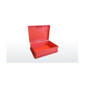 Orange First Aid Box