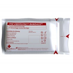 The Emergency bandage - Haemorrhage Control Bandage
