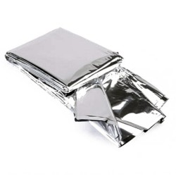 Foil Blanket - Pack of 25