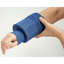 Sterogrip Blue Elasticated Tubular Bandage