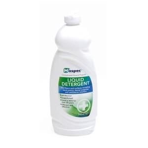 Hospec Liquid Detergent (Pack of 9)