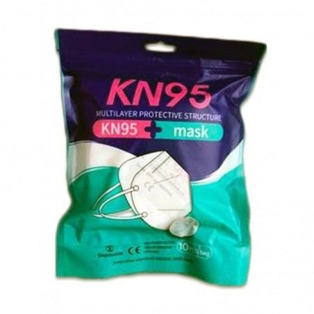 KN95 Face Masks (Pack of 10)