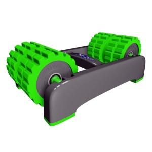 BackBaller Dual Mounted Foam Roller