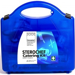BS8599-1 Compliant Catering First Aid Kit - Small