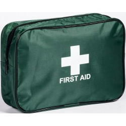 HSE First Aid Kit (With Bag) - 1-10 Person
