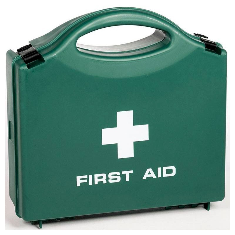 HSE First Aid Kit (With Case) - 1-10 Person