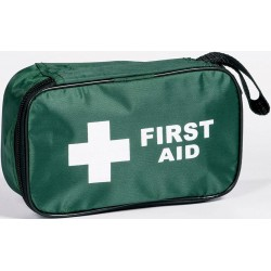 HSE Single Person First Aid Kit (Bag)