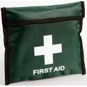 HSE Single Person First Aid Kit (Pouch)