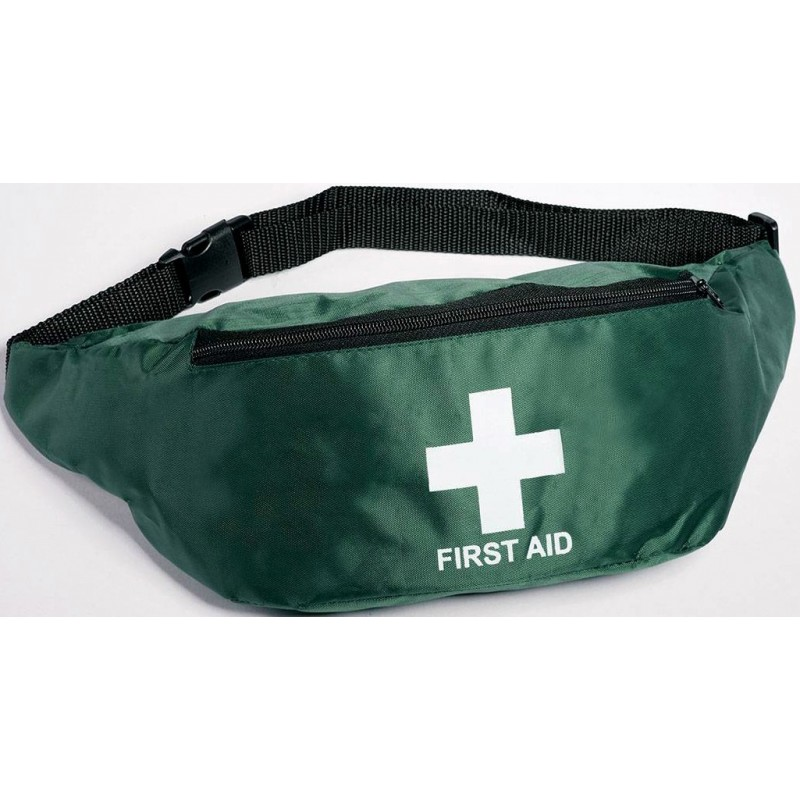 HSE Single Person First Aid Kit (Bumbag)