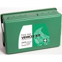 BS8599-2 Vehicle First Aid Kit (With Case) - Small