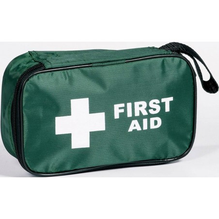 Compact Vehicle First Aid Kit (With Bag)