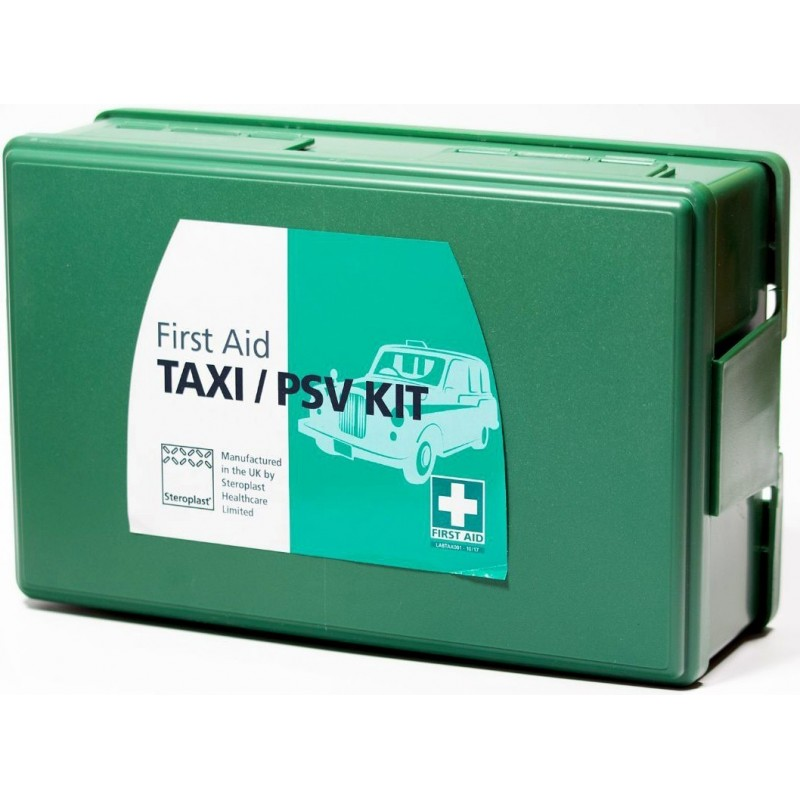 PSV and Taxi First Aid Kit
