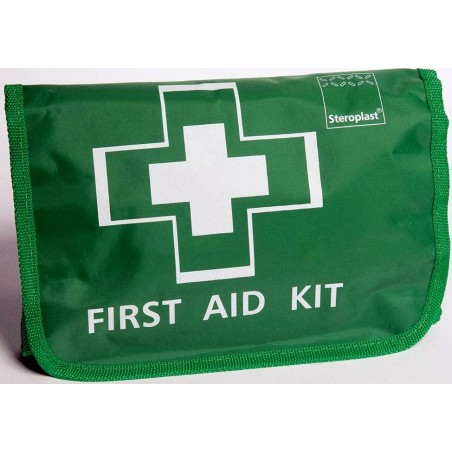First Aid Kit 40 Piece (With Fold Up Bag)