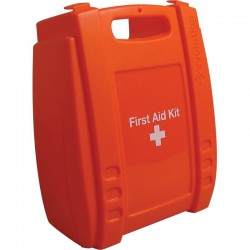 First Aid Kit BS-8599 Evolution Workplace - Orange Case (Medium)
