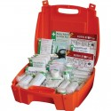 First Aid Kit BS-8599 Evolution Workplace - Orange Case (Large)