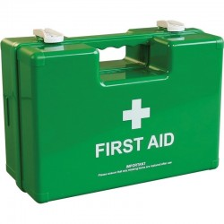 Industrial High-Risk First Aid Kit BS-8599 Green - Small