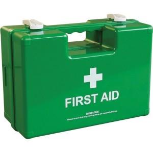 Industrial High-Risk First Aid Kit BS-8599 Green - Medium