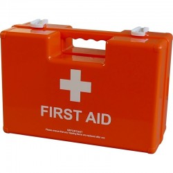 Industrial High-Risk First Aid Kit BS-8599 Orange - Medium