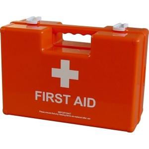 Industrial High-Risk First Aid Kit BS-8599 Orange - Medium