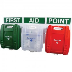 Workplace First Aid Point BS-8599 Evolution - Medium