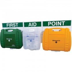 Workplace Comprehensive First Aid Point BS-8599 Evolution - Large
