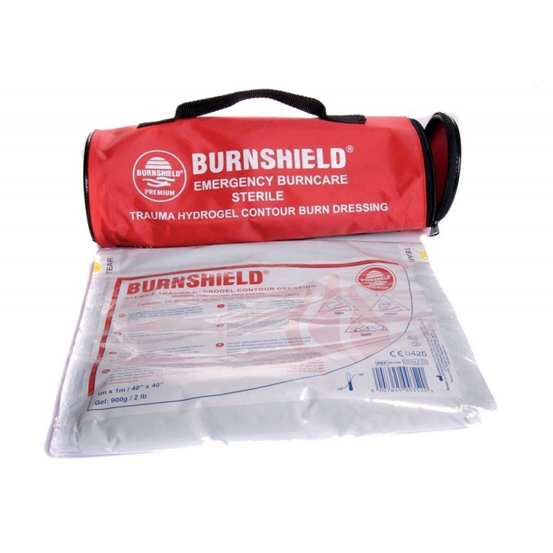 Burn Shield Contour Dressings (1m x 1m)