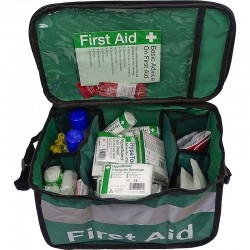 Comprehensive First Aid Haversack BS-8599