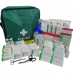 Comprehensive First Response Kit Nylon Bag BS-8599