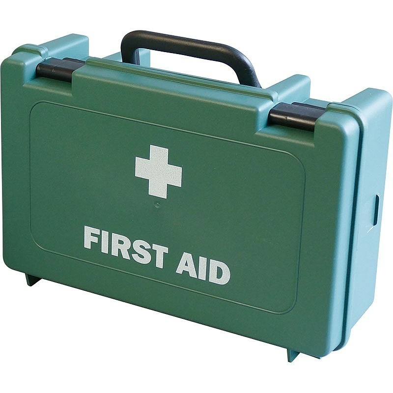 First Aid Kit HSE 1-10 Person Workplace (Small)