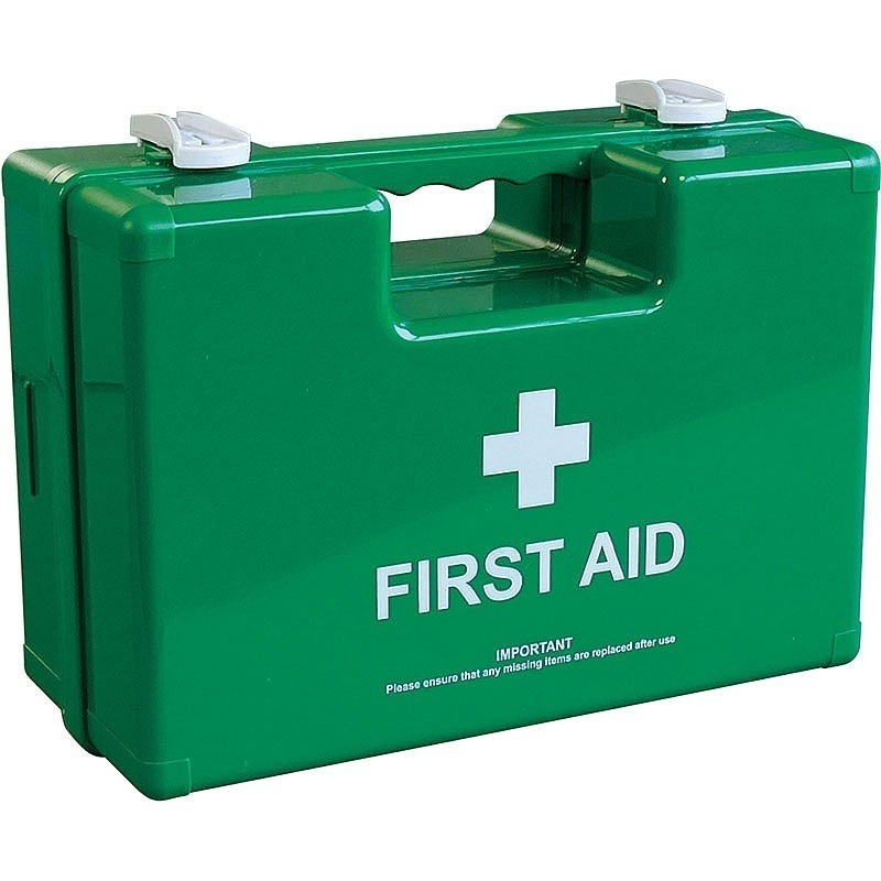 First Aid Kit Industrial 21-50 Persons High Risk