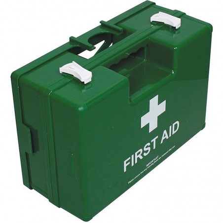 Statutory First Aid Kit Deluxe 1-10 Persons